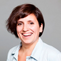 Jessica Beckers - Koordinatorin Haus der Familie (Mutterschutz)