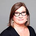 Andrea von den Driesch - Pressereferentin / Verantwortliche Öffentlichkeitsarbeit & FridA-Koordinatorin