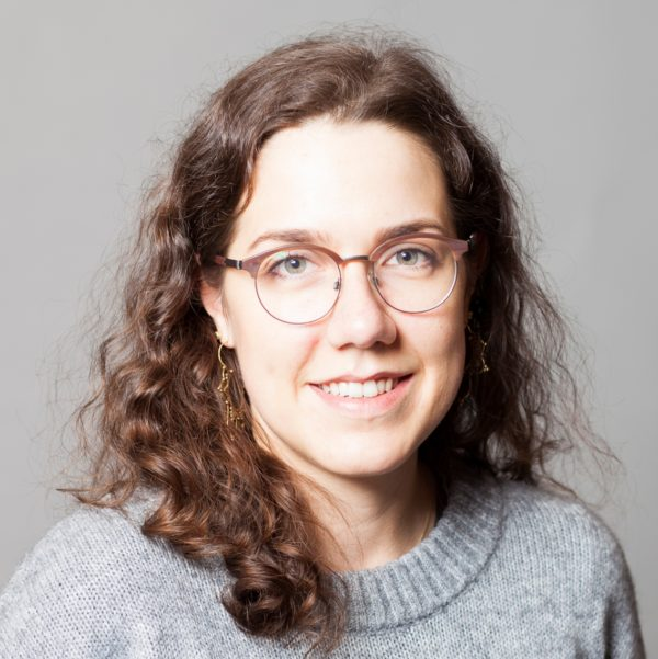 Sarah Dederichs - FridA-Referentin