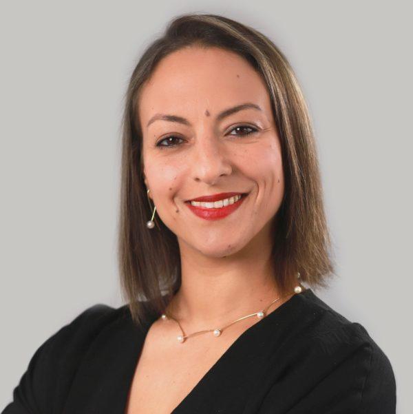 Hanan El-Khouri - Geschäftsführerin