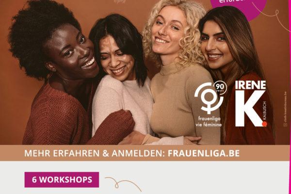 Bild zum Beitrag: Weltfrauentag – kostenloses online Event 07.03.2021